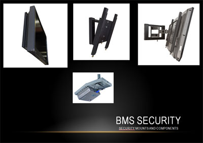 Security equipment collage